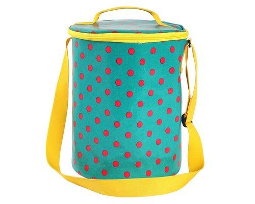 Picnic Cooler Bag Dots