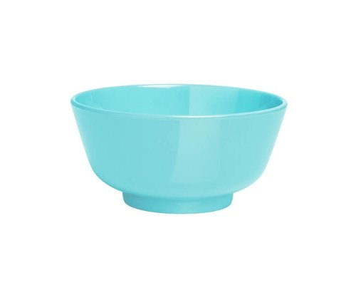 Pastel Colours Small Melamine Dipping Bowl - Blue