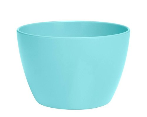 Pastel Colours Medium Melamine Basic Bowl - Blue