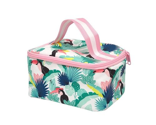 Tropical Paradise Found Small Cooler Bag