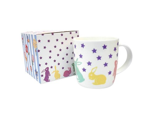 Ceramic Mug Stars