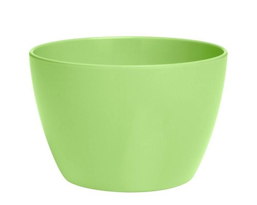 Pastel Colours Medium Melamine Basic Bowl - Green