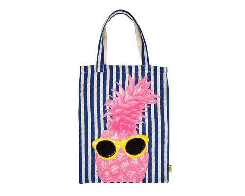Pineapple&Shades Tote Bag