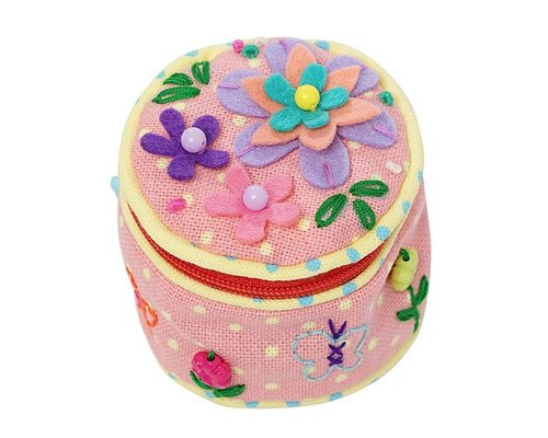 Mini Coin Purse - Flowers