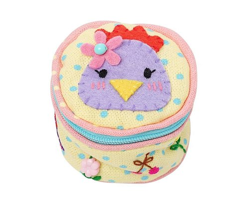 Mini Coin Purse - Bird