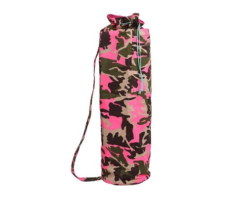 Yoga Bag - Funky Army Pink