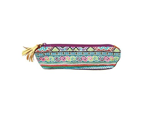 Go Tribal Pencil Case - Blue