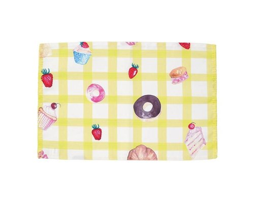 Bakery Placemat - Yellow