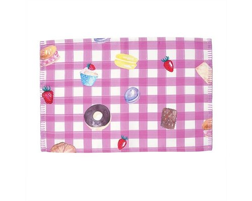 Bakery Placemat - Pink