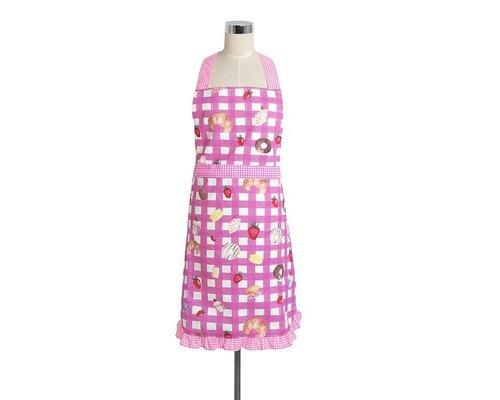 Bakery Apron - Pink