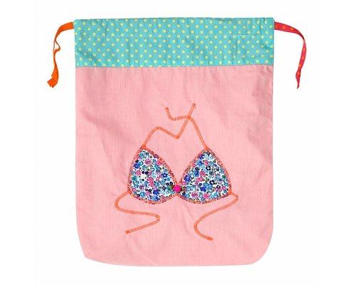 Drawstring bag - Bikini