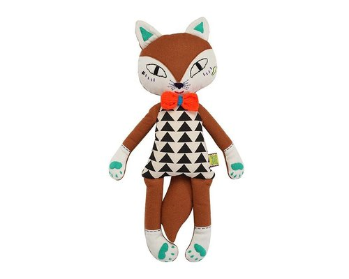 Fox soft Toy Boy