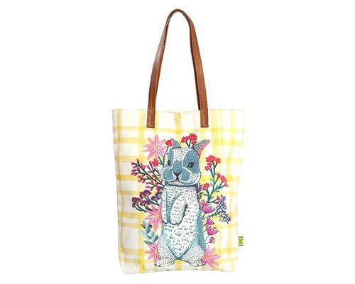 Forest Life Tote Bag - Rabbit