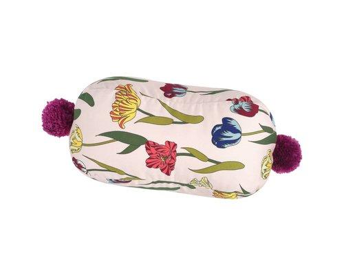 Flower Rain Neck Cushion