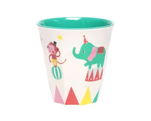 A Day at The Circus Small Melamine Cup