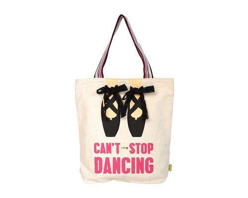 Tote Bag - Can't Stop Dancing