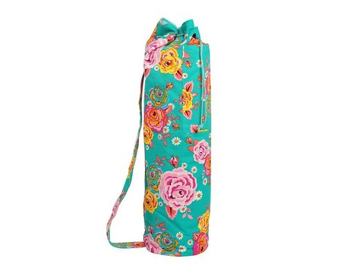 Yoga Bag - Asian Vintage Flower