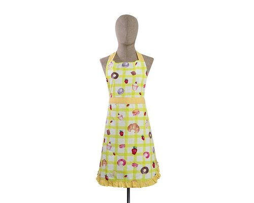Bakery Apron - Yellow
