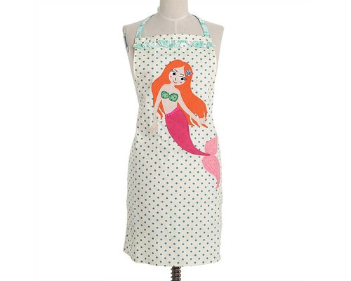 Delightful Mermaid Kids Apron