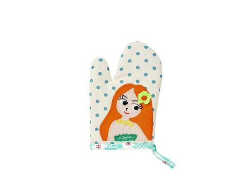 Delightful Mermaid Kids Hot Glove