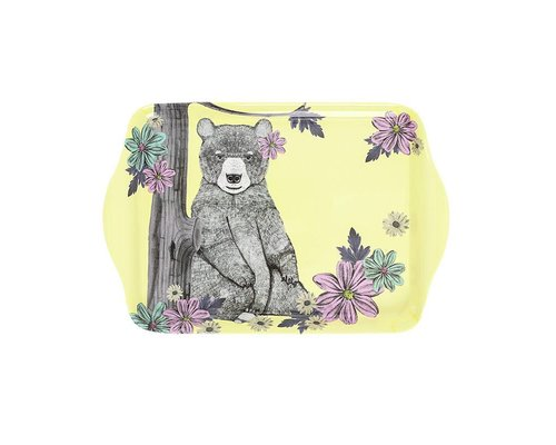 Forest Dreams Small Melamine Tray