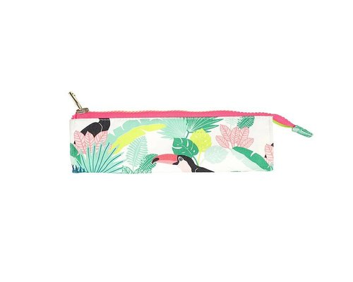 Tropical Paradise Found Pencil Case