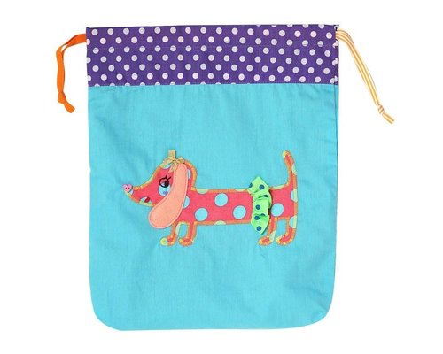 Drawstring bag - Dachshund