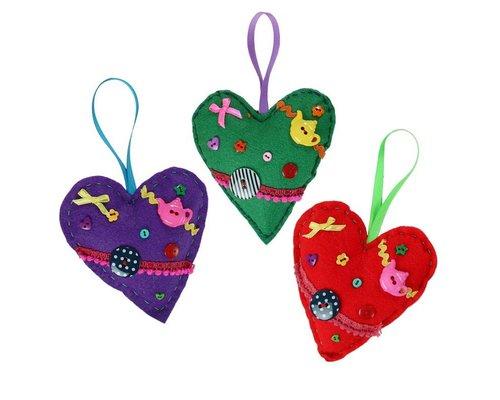 Christmas Decoration Heart (L)