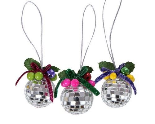 Christmas Decoration Disco Ball (S)