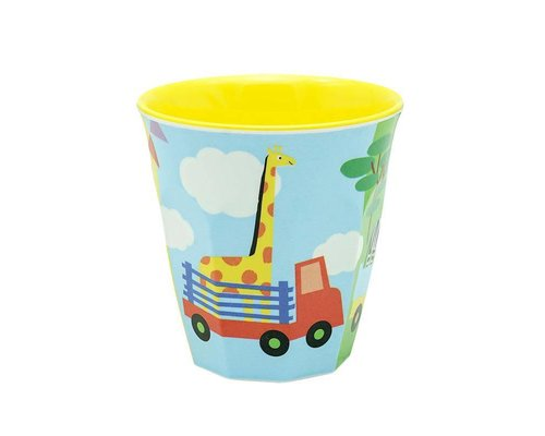 Safari Fun Small Melamine Cup