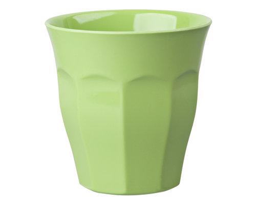 Medium Melamine Cup - Pastel Green