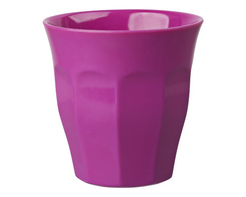 Medium Melamine Cup - Hot Pink
