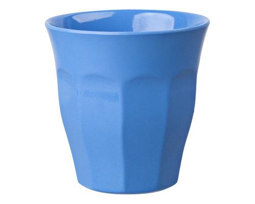 Medium Melamine Cup - Dark Aqua