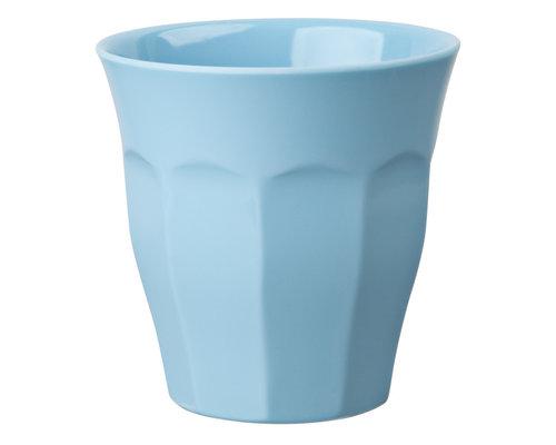 Medium Melamine Cup - Pastel Blue