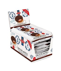 Daelmans Chocolate Stroopwafels - 12x2