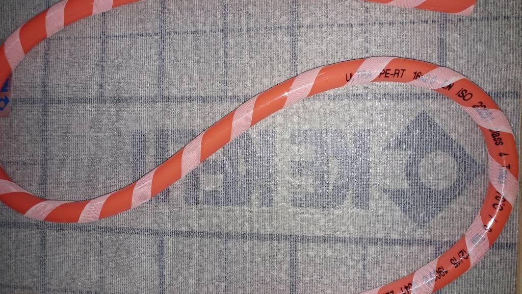 KeKelit Kelox Ultra PE-RT FB Klettrohr
