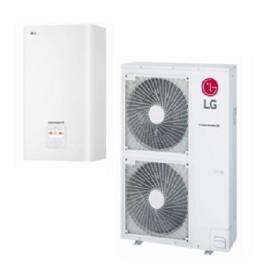 LG  Therma V HU163/HN1600