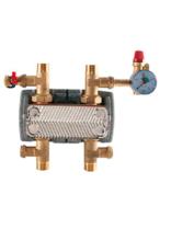 Systemtrennung m. Wärmetauscher max. 16 kW