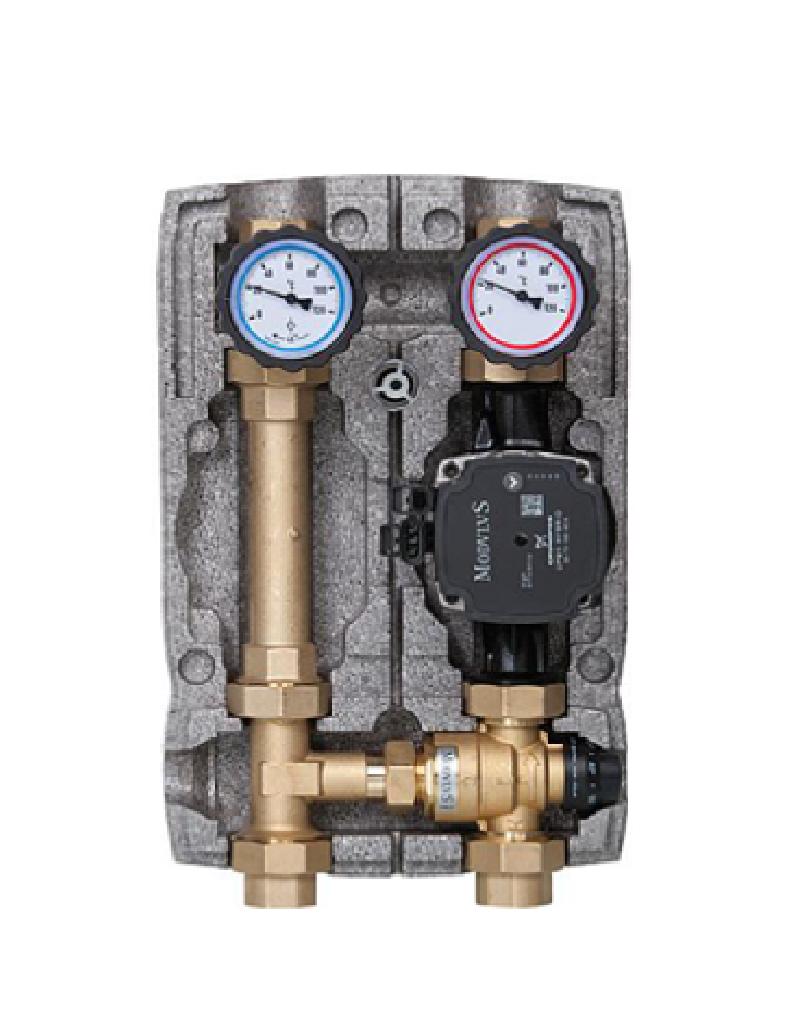 Konstantwert-Regelkreis 1'' mit Pumpe