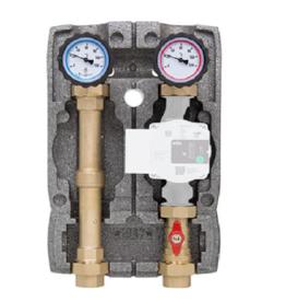 Heizkreisset  1'' ohne Pumpe
