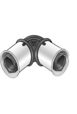 KeKelit Kelox Windox-U Winkel 90°