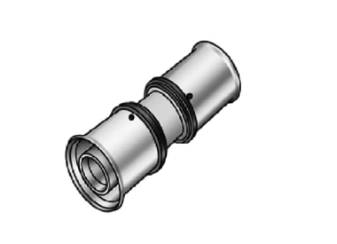 Kelox Pressfittings Metall