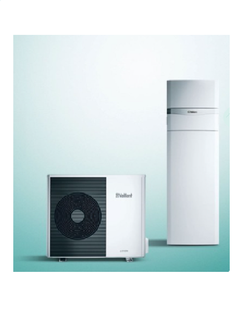 Vaillant Modell VWL 75/5 AS mit uniTOWER
