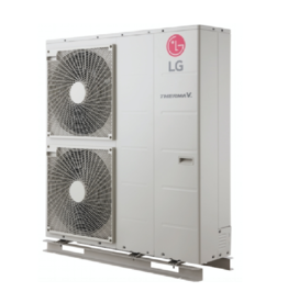 LG  Therma V HM143M