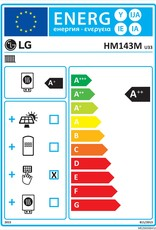 LG  Therma V Modell HM143M