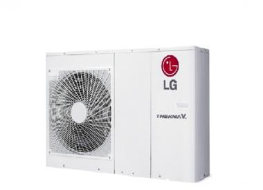 Monobloc All-In-One-Wärmepumpenanlagen