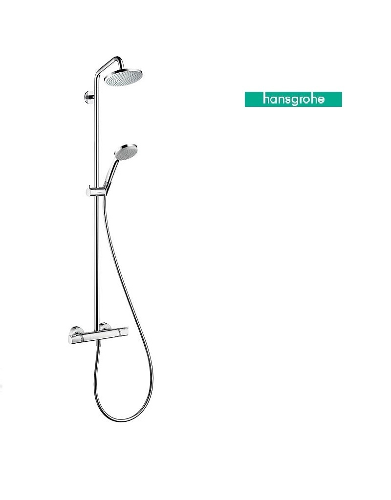 Hansgrohe Brause-System Showerpipe Croma
