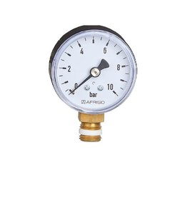 Manometer 0-10 bar