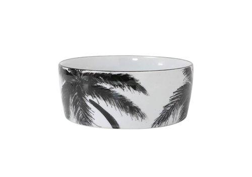 HK Living HK Living porcelain kommetje Palms