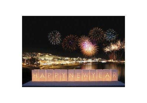 Tindra Tindra Happy New Year Candlebags